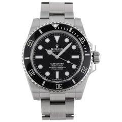 """Rolex Submariner """"No Date"""" Watch 114060"""