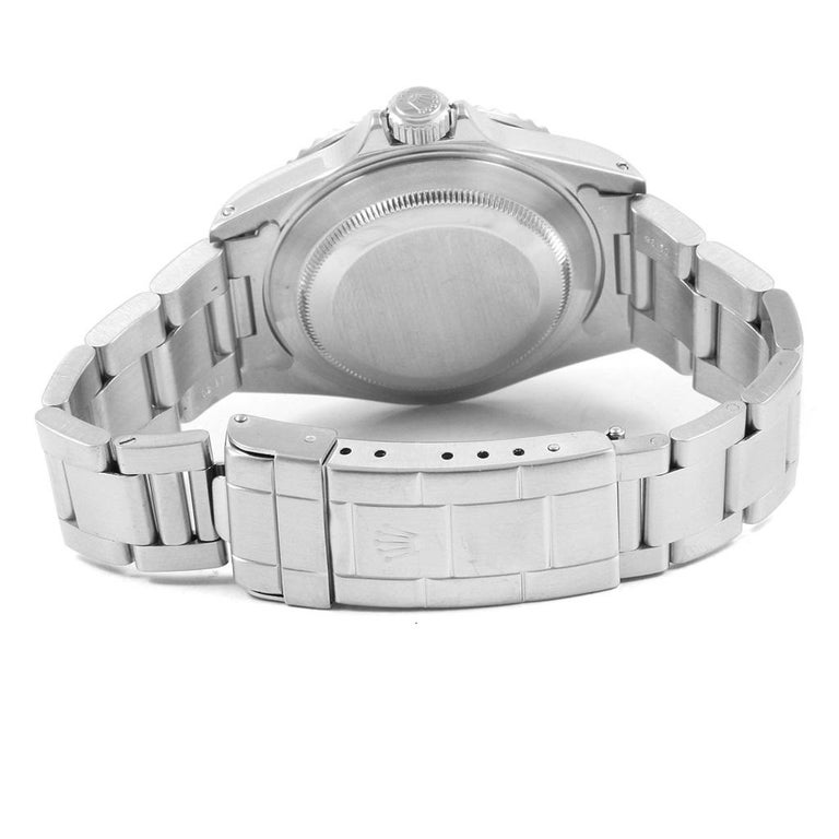 Men's Rolex Submariner Non-Date Stainless Steel Men's Watch 14060 For Sale