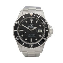 Rolex Submariner Stainless Steel 16800