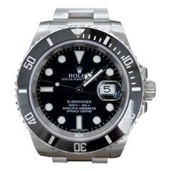Rolex Submariner, Stainless Steel, Model Number, 116610LN, Registered 2012