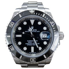 Rolex Submariner, Stainless Steel, Model Number 116610LN, Registered 2013