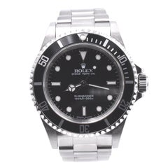 Rolex Submariner Stainless Steel No Date Watch Ref. 14060M
