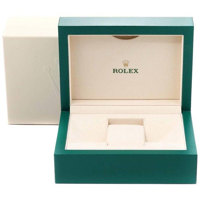Rolex Submariner Steel 18 Karat Yellow Gold Blue Dial Men's Watch 116613 8
