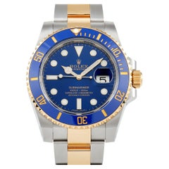 Rolex Submariner Two-Tone Date Watch 116613LB