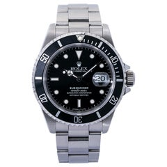 Rolex Submariner Unpolished 16610 Commodores Cup Race Winner, 1992