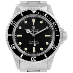 Rolex Submariner Vintage Stainless Steel Automatic Men's Watch 5513