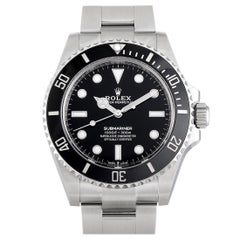 Rolex Submariner Watch 124060-0001