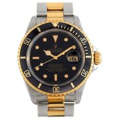 Rolex Submariner Watch 16613