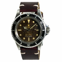 Rolex Submariner 5512, Certified Authentic