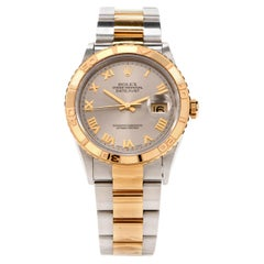 Rolex Thunderbird Datejust Turn-O-Graph Ref. 16263 Steel & Gold Watch