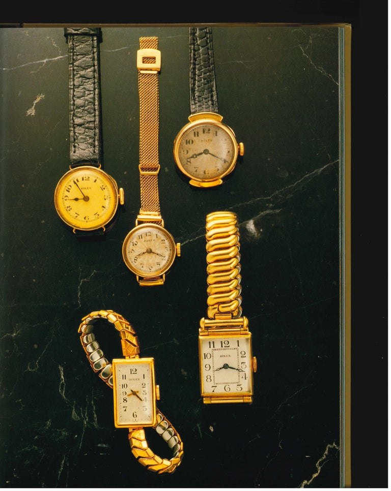 20th Century Rolex, Timeless Elegance, Book on Rolex Watches For Sale