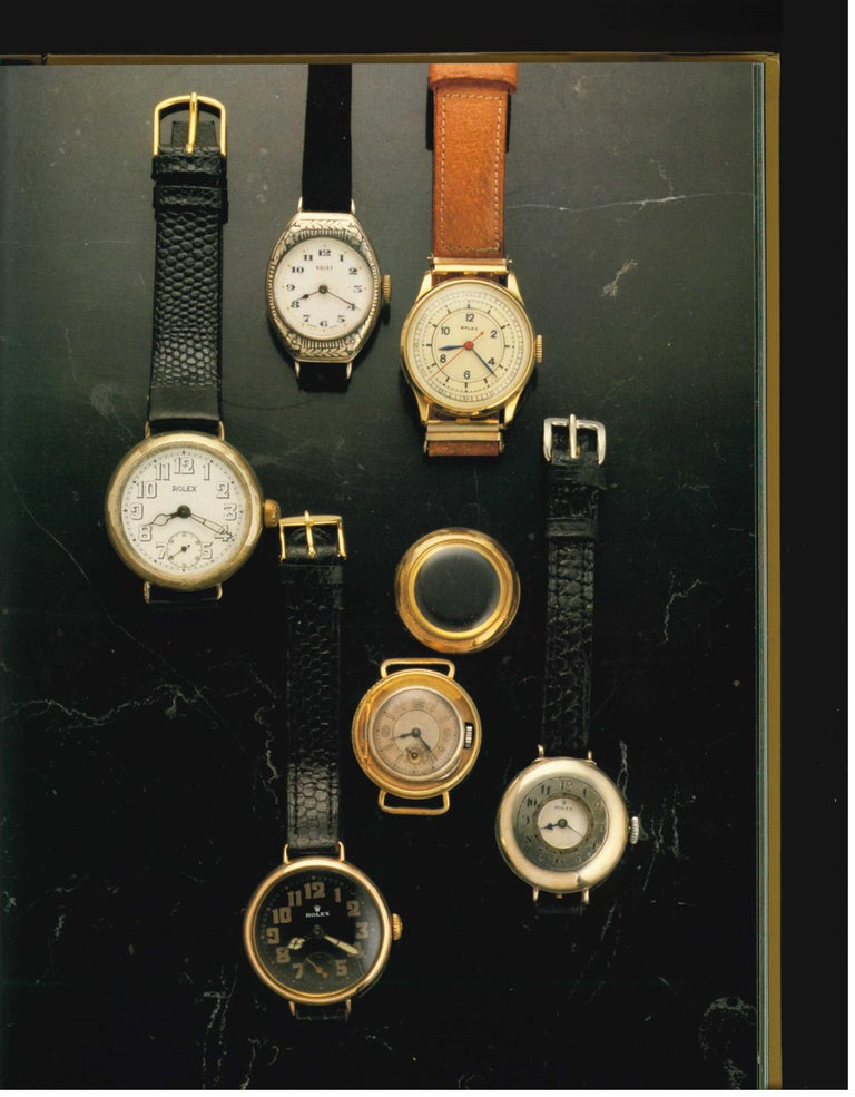 Paper Rolex, Timeless Elegance, Book on Rolex Watches For Sale