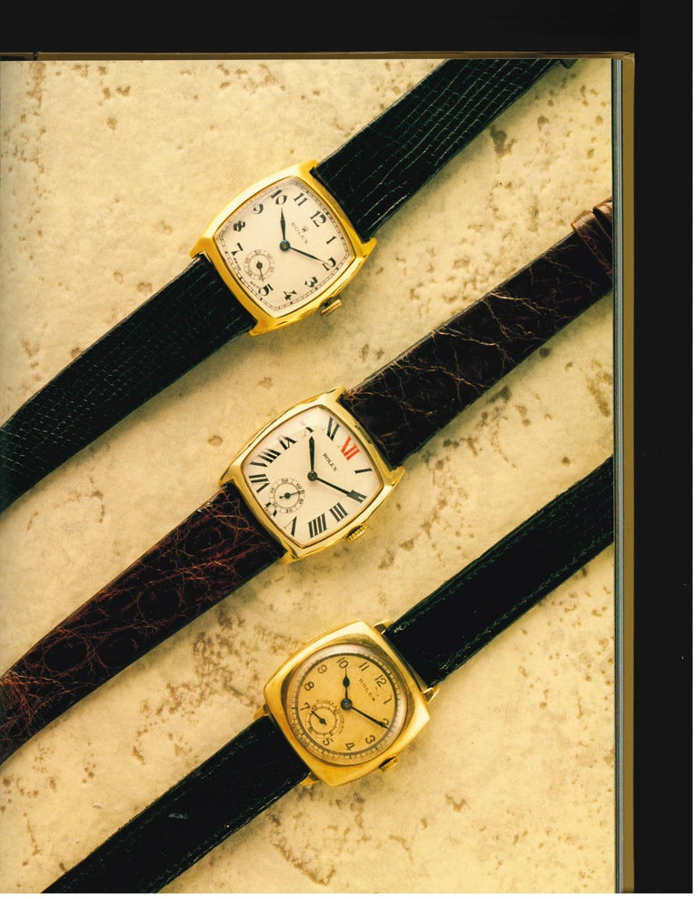 Rolex, Timeless Elegance, Book on Rolex Watches For Sale 1