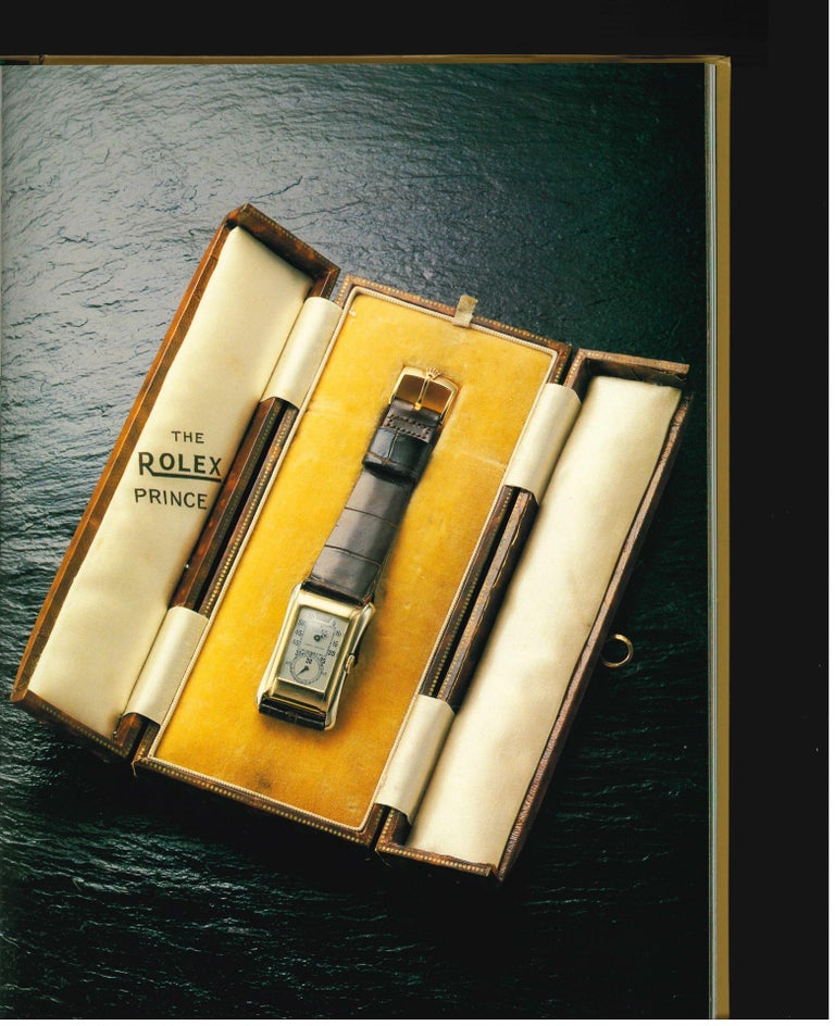Rolex, Timeless Elegance, Book on Rolex Watches For Sale 2