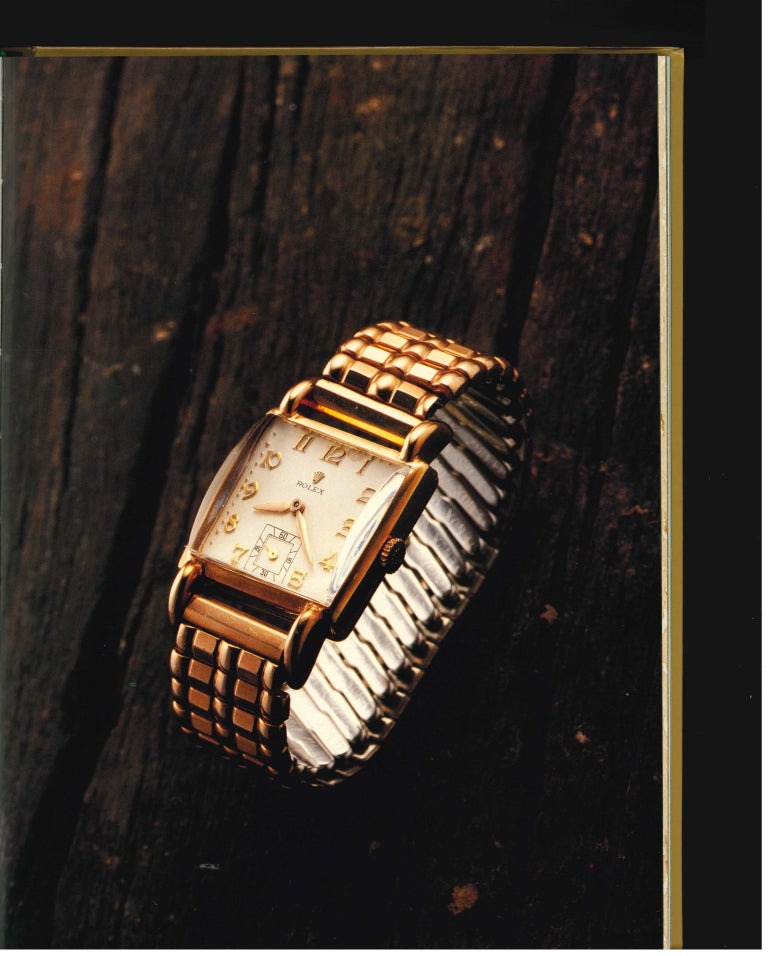 Rolex, Timeless Elegance, Book on Rolex Watches For Sale 3