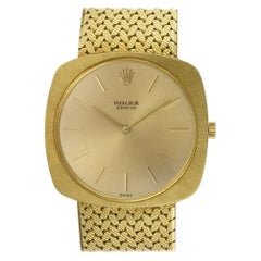 Rolex Vintage Collection 3735J, Certified and Warranty