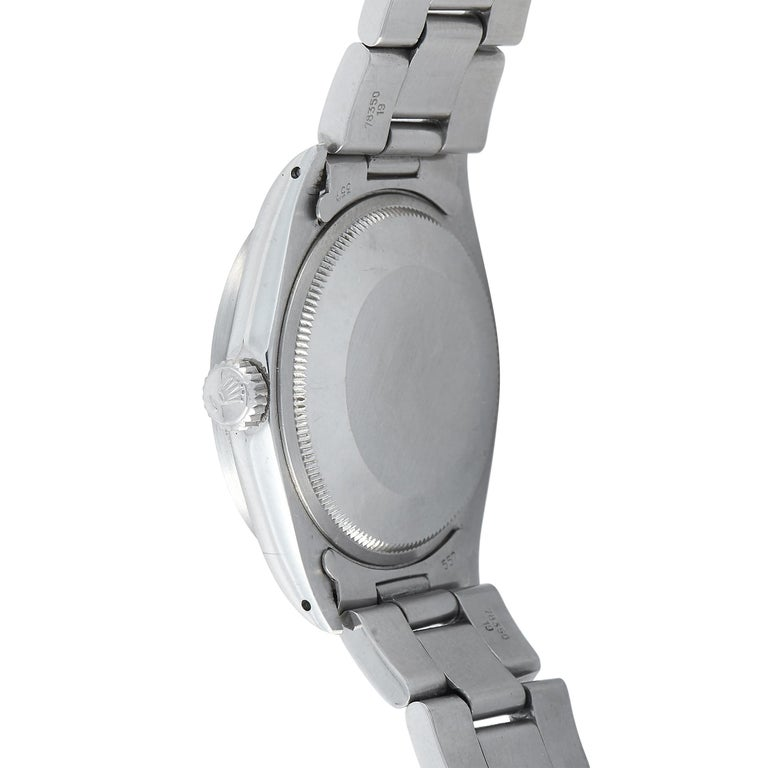 Men's Rolex Vintage Oyster Perpetual Date Watch 1501 For Sale