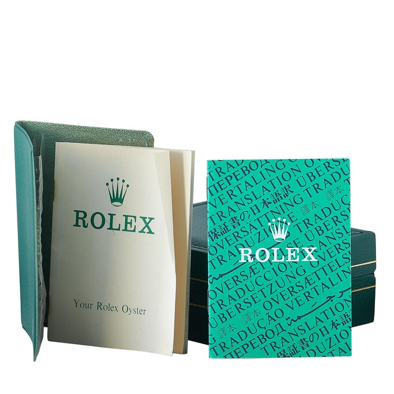 Rolex Vintage Oyster Perpetual Date Watch 1501 For Sale 1