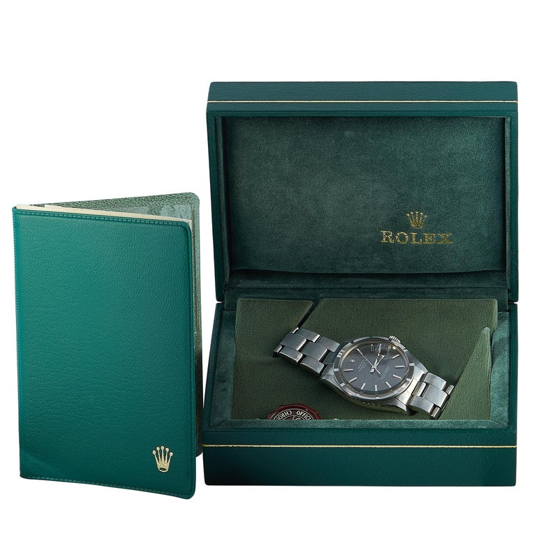 Rolex Vintage Oyster Perpetual Date Watch 1501 For Sale 2