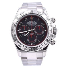 Rolex White Gold Daytona Watch Ref. 116509