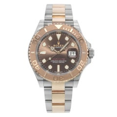 Rolex Yacht-Master 116621 CHSO 18 Karat Gold and Steel Automatic Men's Watch