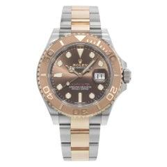 Rolex Yacht-Master 116621 CHSO 18 Karat Rose Gold Steel Automatic Men's Watch
