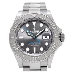 Rolex Yacht-Master 116622, Color Dial, Certified and Warranty