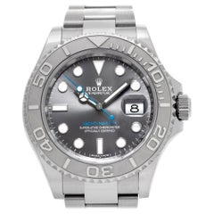 Rolex Yacht-Master 116622, Black Dial, Certified and Warranty