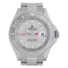 Rolex Yacht-Master 16622 Stainless Steel and Platinuml Automatic Watch