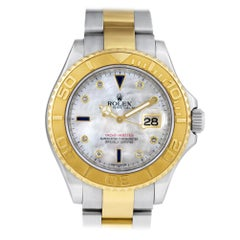 Rolex Yacht-Master 16623, Certified and Warranty