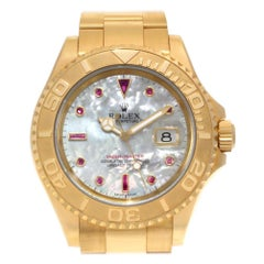 Rolex Yacht-Master 16628, Case, Certified and Warranty