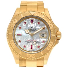 Rolex Yacht-Master 16628, Certified and Warranty