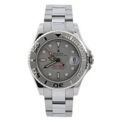 Rolex Yacht-Master 168622, Silver Dial, Certified and Warranty