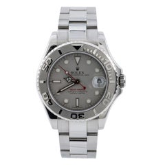 Rolex Yacht-Master 168622, White Dial, Certified and Warranty