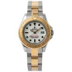 Rolex Yacht-Master 169623, White Dial, Certified and Warranty