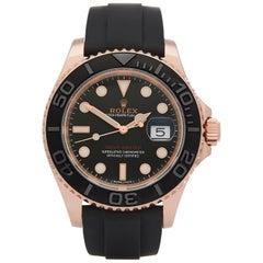 Rolex Yacht-Master 18 Karat Rose Gold 116655