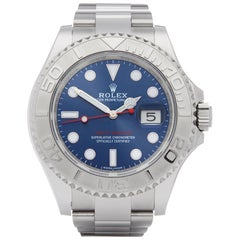 Rolex Yacht-Master 40 116622 Men's Stainless Steel Watch
