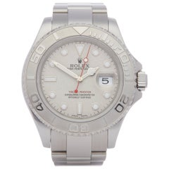 Rolex Yacht-Master 40 16622 Men's Stainless Steel Watch