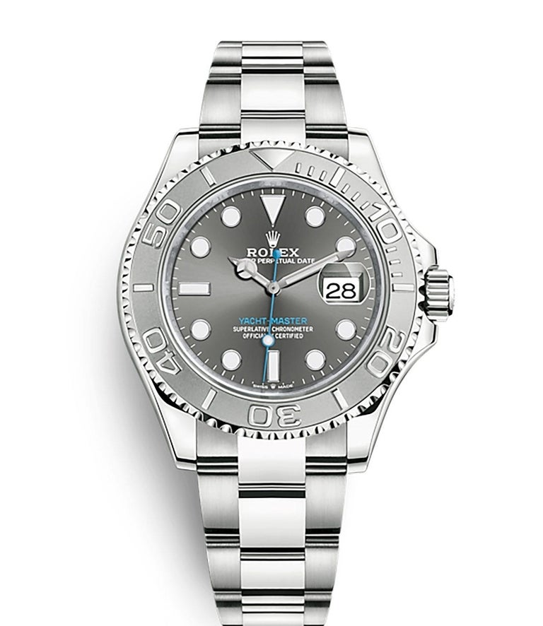 Rolex Yacht-Master Men's Watch, 126622-0001 In New Condition For Sale In Wilmington, DE