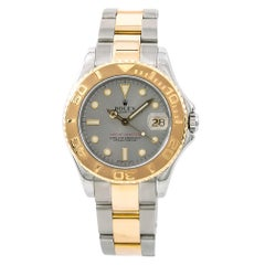 Rolex Yacht-Master 68623, Beige Dial, Certified and Warranty