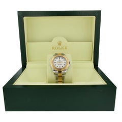 Rolex Yacht-Master 68623, White Dial, Certified and Warranty