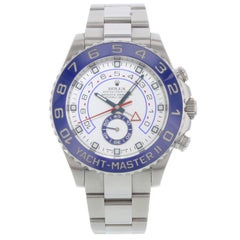 Rolex Yacht-Master II 116680 Stainless Steel Automatic Men's Watch