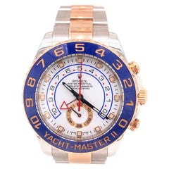 Rolex Yacht-Master II 116681 Steel and Rose Gold Automatic Men's Watch