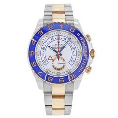 Rolex Yacht-Master II Steel 18 Karat Rose Gold Automatic Men's Watch 116681