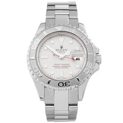 Rolex Yacht-Master Lady Stainless Steel Women's 169622