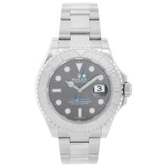 Rolex Yacht-Master Men's Stainless Steel Watch 116622