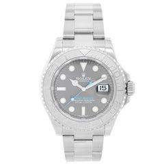 Rolex Stainless Steel Yacht-Master Automatic Wristwatch Ref 116622
