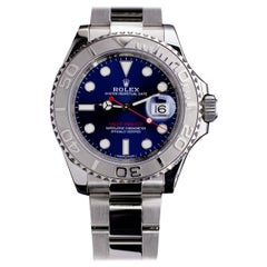 Rolex Yacht-Master Stainless Steel Watch