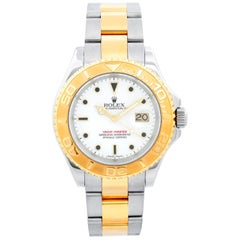 Rolex Yacht-Master Steel and Gold Men's 2-Tone Watch 16623