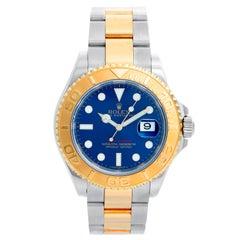 Rolex Yacht-Master Steel & Gold Men's 2-Tone Watch 16623